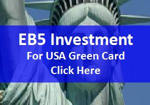 EB5 Green Card Visa Program