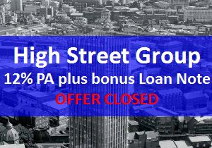 Loan_Note_High_Street_Group