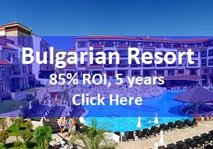 vineyards resort Bulgaria investment opportunity alternative investment